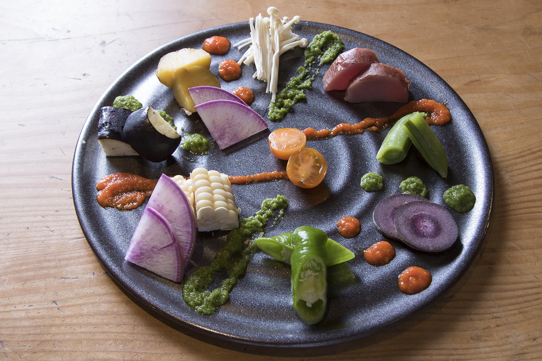 京都西院 やさいパレット 旬野菜